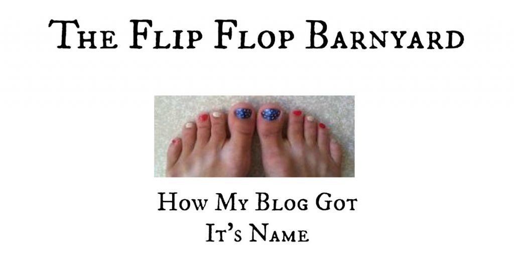 How I named my blog.