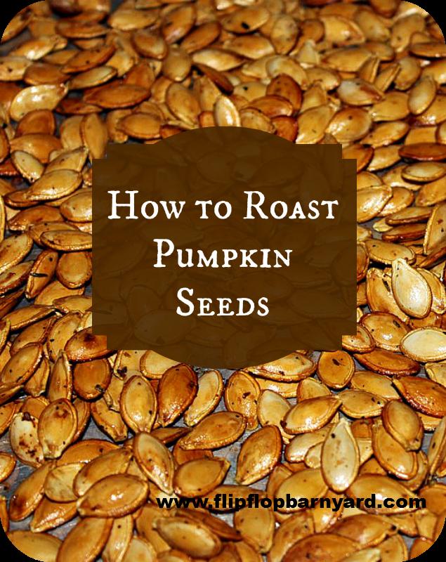 how to roast green pumpkin seeds