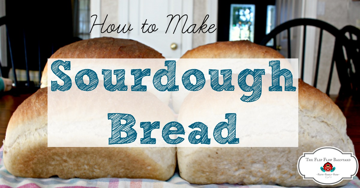How to Make Sourdough Bread- The BEST Recipe Around