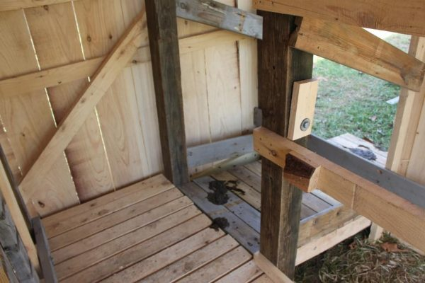 How To Build a Cow Milking Stanchion