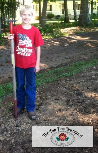 Getting Kids Excited Anout Homesteading2