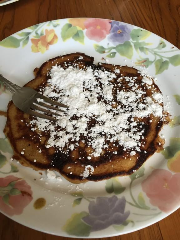 Soaked Whole Wheat Pancakes   The Flip Flop Barnyard
