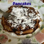 Soaked Whole Wheat Pancakes