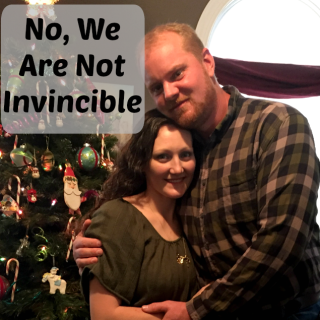 No, We Are Not Invincible