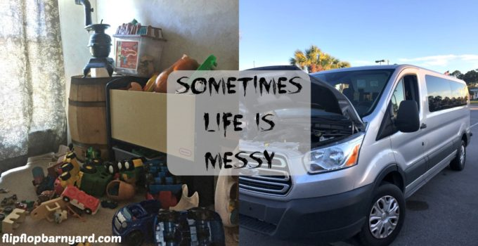 messy life, mom life, family life, large family