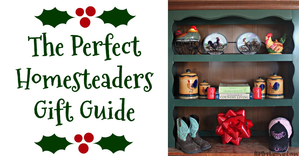 Homesteaders Gift Guide