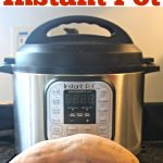 I love to cook sweet potatoes in the instant pot! They're quick, easy, and delicious. The instant pot is such a great kitchen tool!